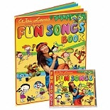 Wai Lana Little Yogis Fun Songs CD & Lyrics Book