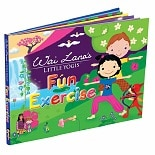 Wai Lana Little Yogis Fun Exercise Book