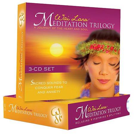 Wai Lana Wai Lana's Meditation Trilogy - 1 ea.
