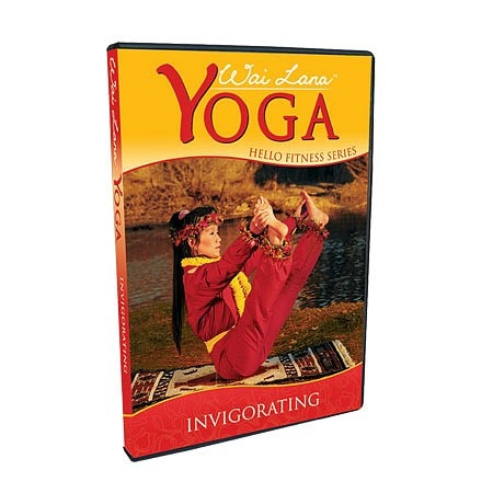 Wai Lana Invigorating DVD