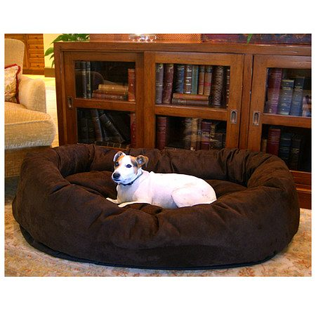 Majestic Pet Products Bagel Dog Pet Bed 52 Inch 1 Ea