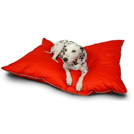 Majestic Pet Products Super Value Pet Bed 28x35 inch Red
