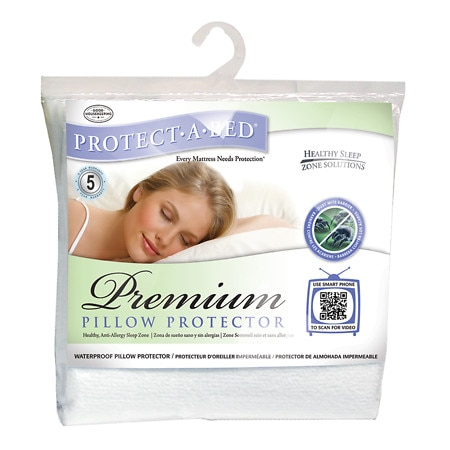 Protect-A-Bed Premium King Pillow Protector