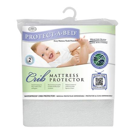Protect-A-Bed Premium Crib Mattress Protector - 1 ea