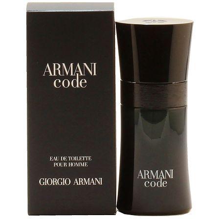Giorgio Armani Armani Code for Men EDT Natural Spray - 1.7 oz