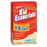 Boost Kid Essentials 1.5 Cal Medical Nutritional Drink with Fiber Vanilla