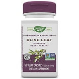 Nature's Way Olive Leaf Standardized Dietary Supplement Capsules