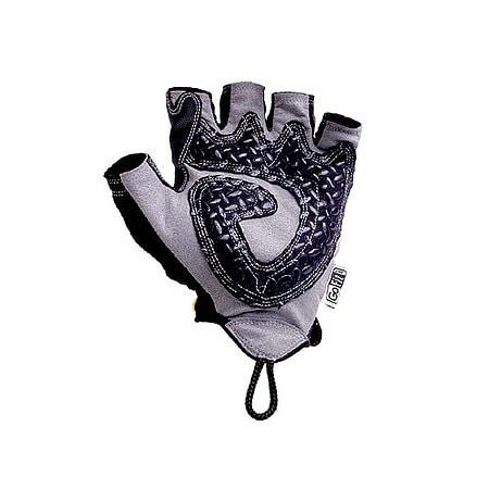 GoFit Diamond-Tac Weightlifting Glove Black medium - 1 pr