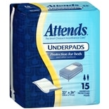 Attends Underpads