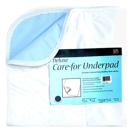 Salk Deluxe Care-for Underpad 32 x 36 inch