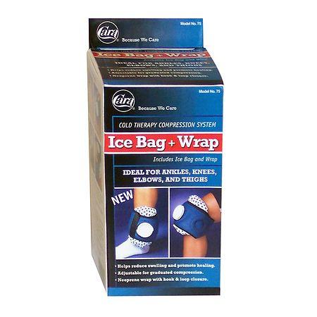 Cara Ice Bag + Wrap - 1 ea