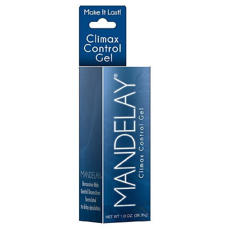 Image of Mandelay Climax Control Gel - 1 oz.