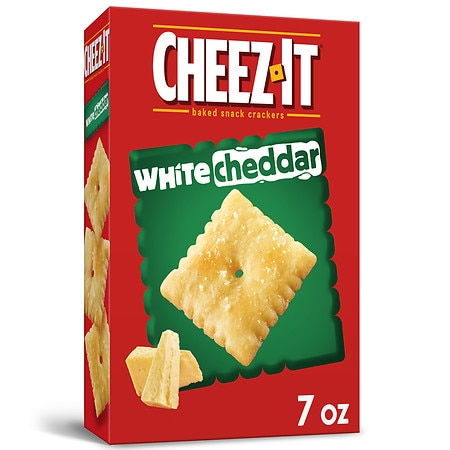 Cheez-It Baked Snack Crackers - 7 oz.
