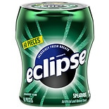 Eclipse Big E Sugarfree Gum Spearmint