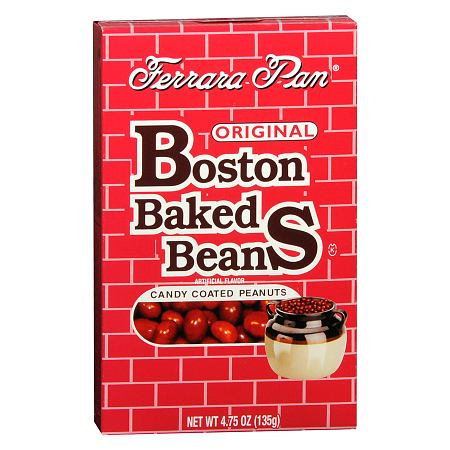 Ferrara Pan Boston Baked Beans Candy Coated Peanuts