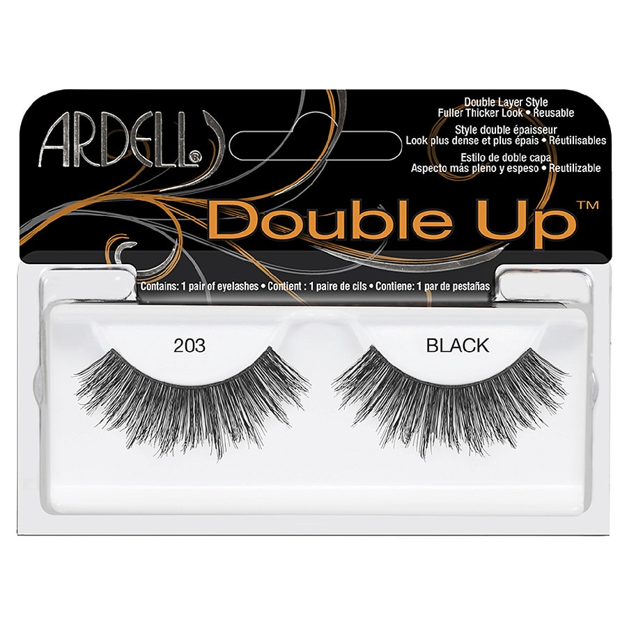 27ad00b459d Ardell Double Up Lashes 203 Style 203 | Walgreens