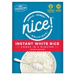 Nice! Instant White Rice