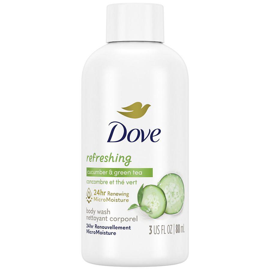 Dove Go Fresh Cool Moisture Body Wash Cucumber Green Tea Walgreens