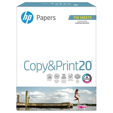 hp everyday copy & print paper | walgreens