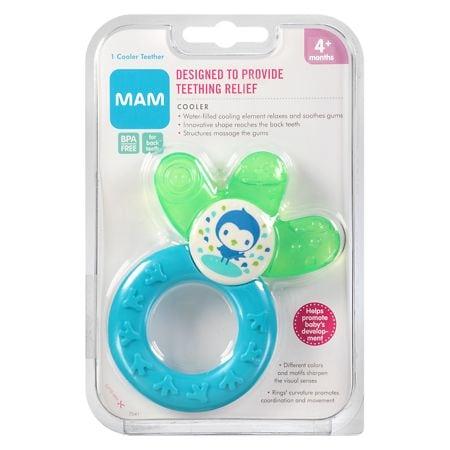 MAM Cooler Teether 4+ Months - 1 ea