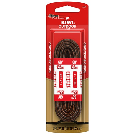 Kiwi Outdoor Shoe Laces - 1 ea.