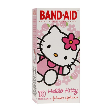 Band-Aid Adhesive Bandages All One Size