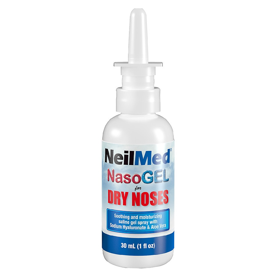 Neilmed Nasogel Drip Free Gel Nose Spray Walgreens