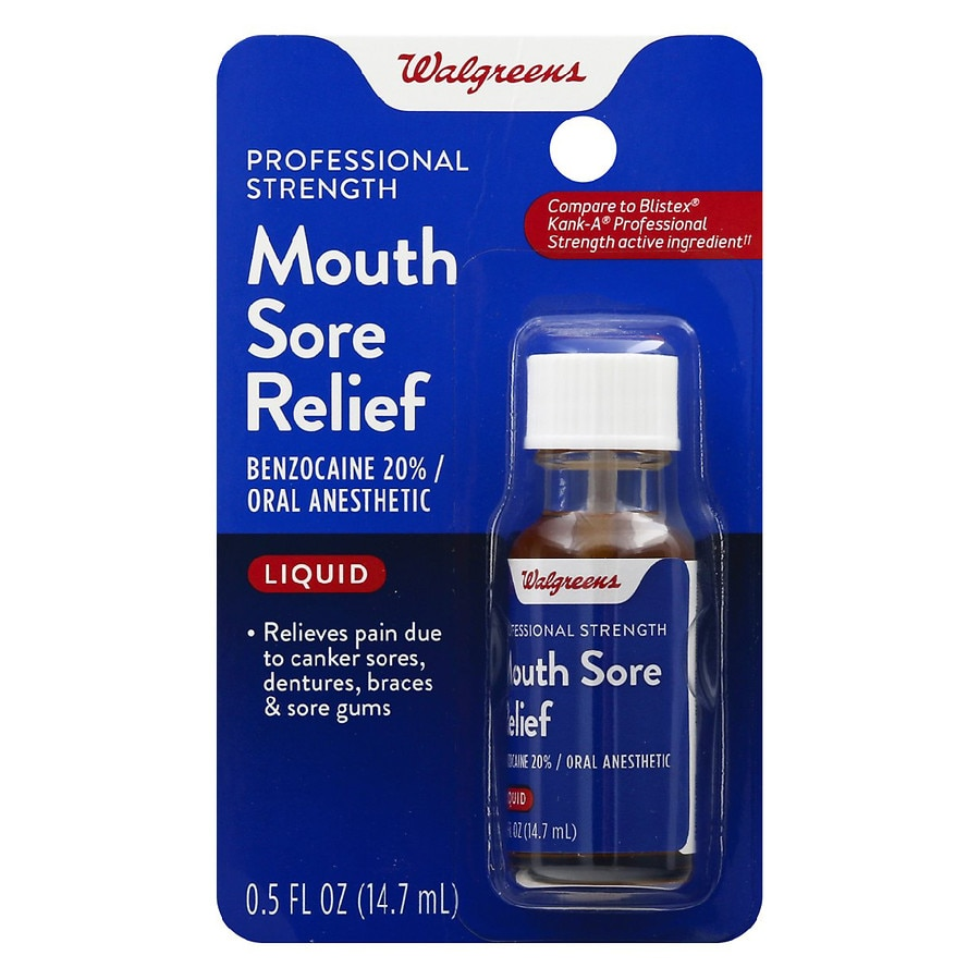 Canker sore or cold sore?