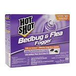 Hot Shot Bedbug & Flea Foggers