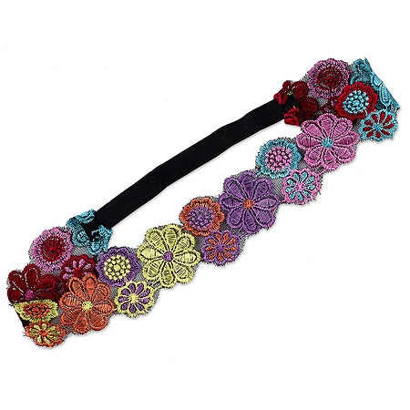 Scunci Effortless Beauty Headband Multi