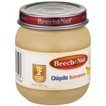 Beech Nut Stage 2 Fruit Baby Food Bananas