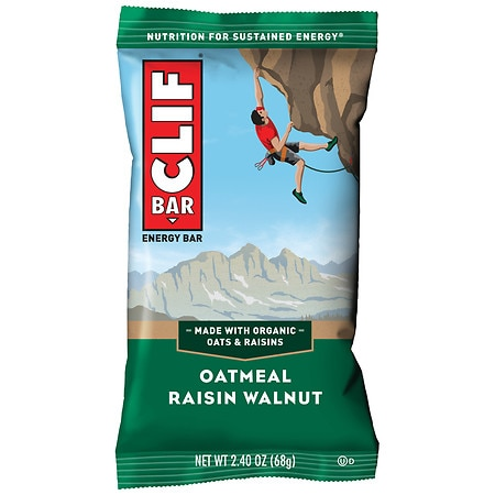 Clif Bar Energy Bar Oatmeal Raisin Walnut - 2.4 oz.