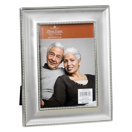 Walgreens Photo Frame 5 in. x 7 in. Silver