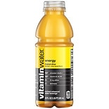 Glaceau Vitaminwater Nutrient Enhanced Beverage Bottle Tropical Citrus