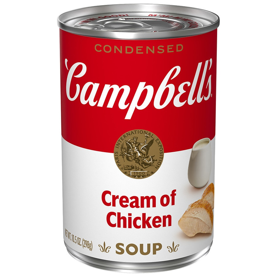 Campbell S Condensed Cream Of Chicken Soup Walgreens