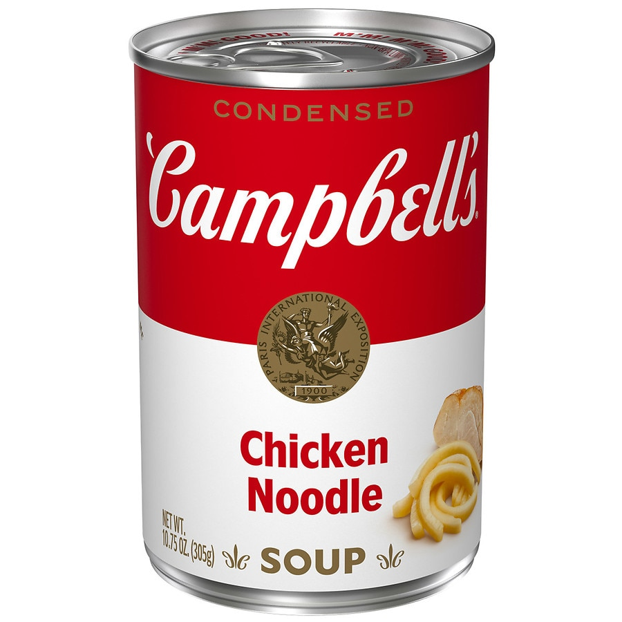 campbell's condensed chicken noodle soup | walgreens