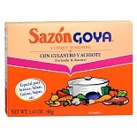 Sazon Goya Seasoning