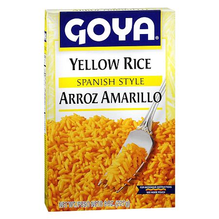 Goya Yellow Rice Side Dish