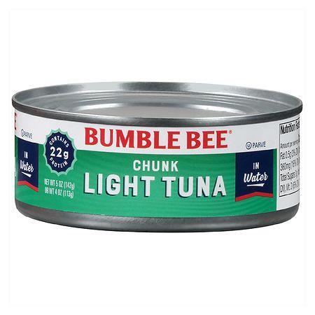 Bumble Bee Chunk Light Premium Tuna in Water - 5 oz.