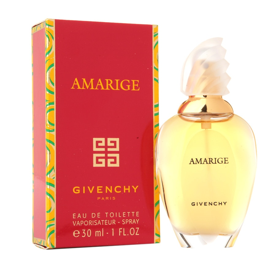 Givenchy Amarige Eau De Toilette Spray Walgreens