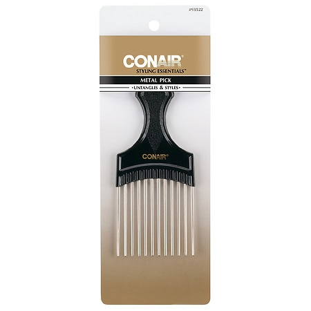 Conair Styling Essentials Metal Pick