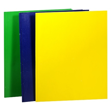 Penway 2 Pocket Folder with Prongs
