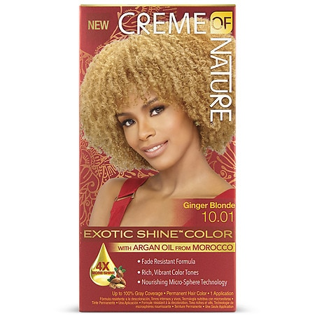 Creme Of Nature Exotic Shine Hair Color