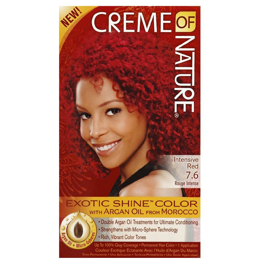 Permanent Red Hair Color Walgreens