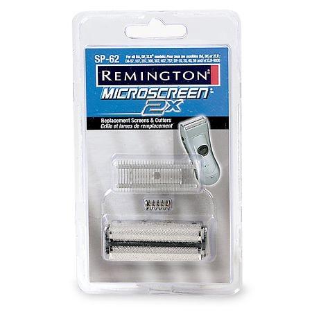 Remington MicroScreen MicroScreen 2 Replacement Screen & Cutter, Model SP-62 - 1 ea