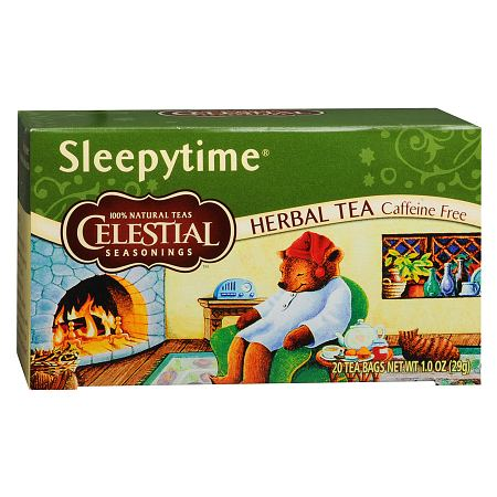 Celestial Seasonings Herbal Tea 20 pk