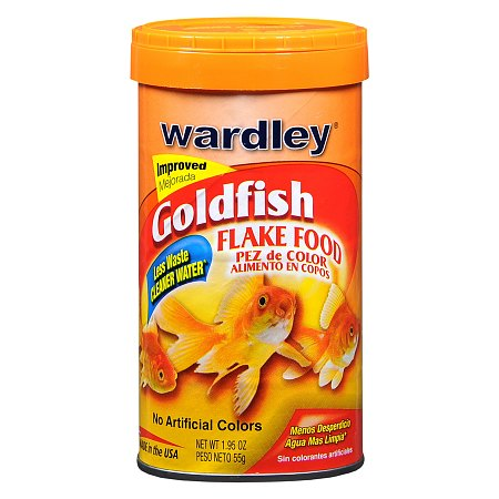 Wardley Goldfish Flake Food - 1.95 oz.