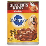 Pedigree Choice Cuts Canned Dog Food in Gravy