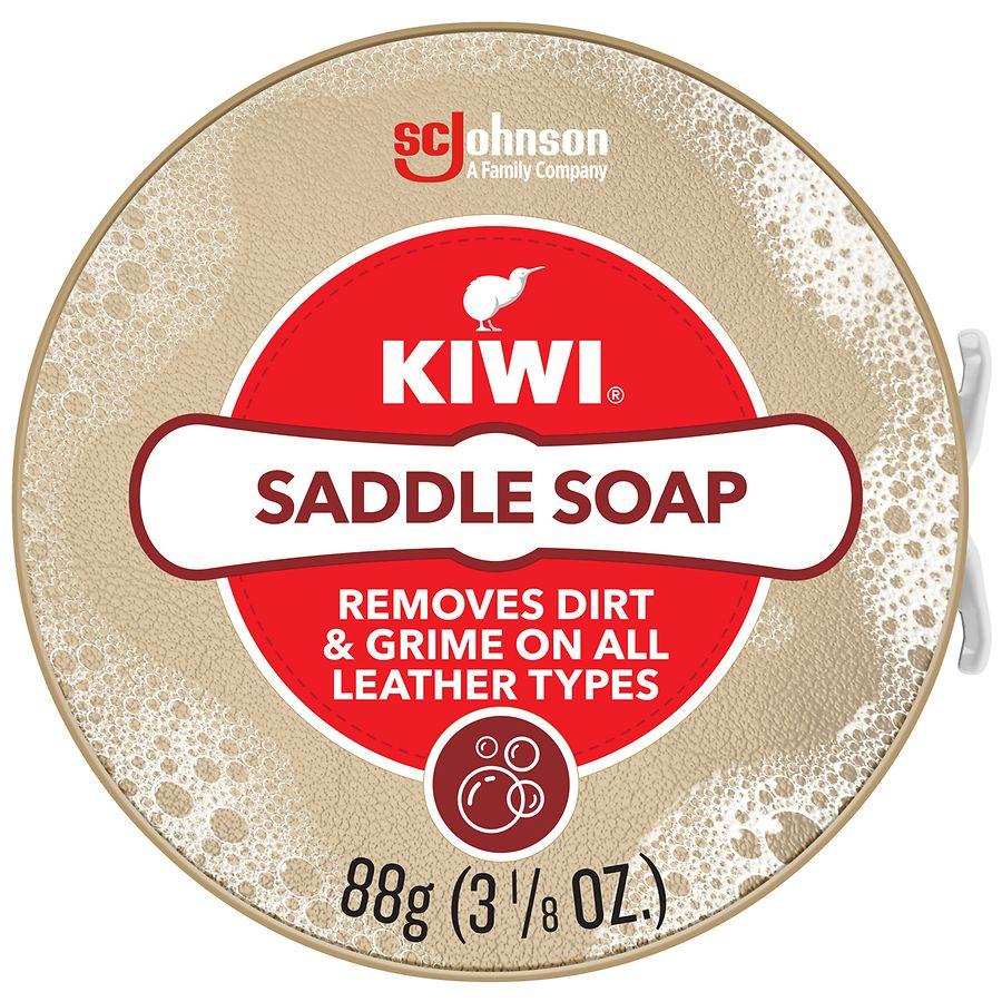 Kiwi Outdoor Saddle Soap | Walgreens