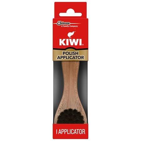 Kiwi Polish Applicator Brush for Leather - 1 ea.